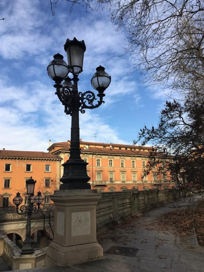 parco della montagnola bologna italy