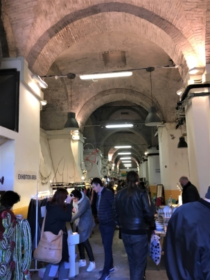 The Garage Bologna Dynamo urban market