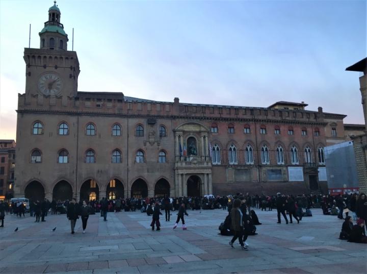 palazzo comunale palazzo d'accursio bologna