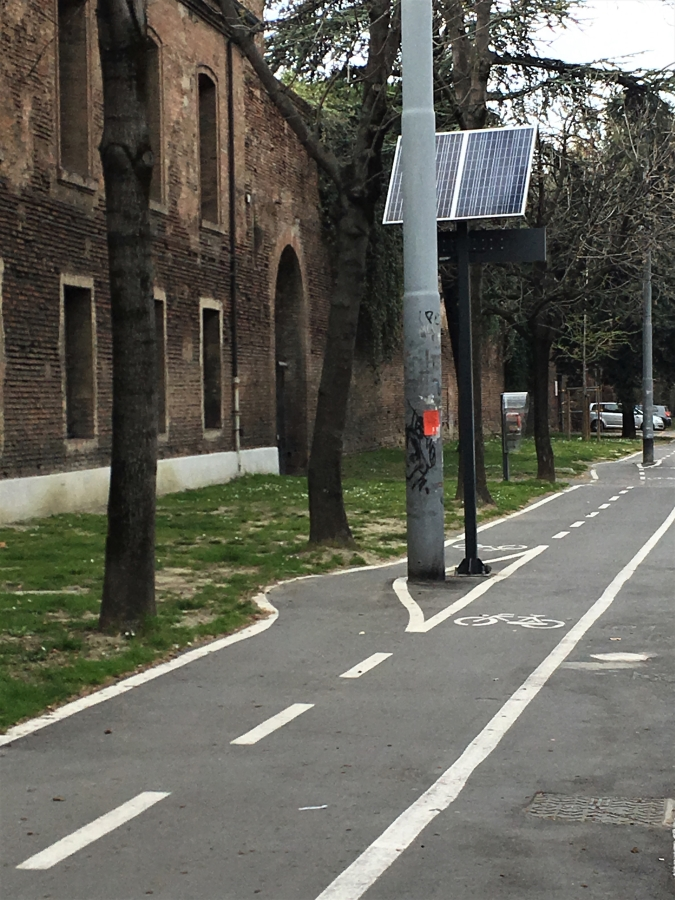 cycling in bologna cycling bike path