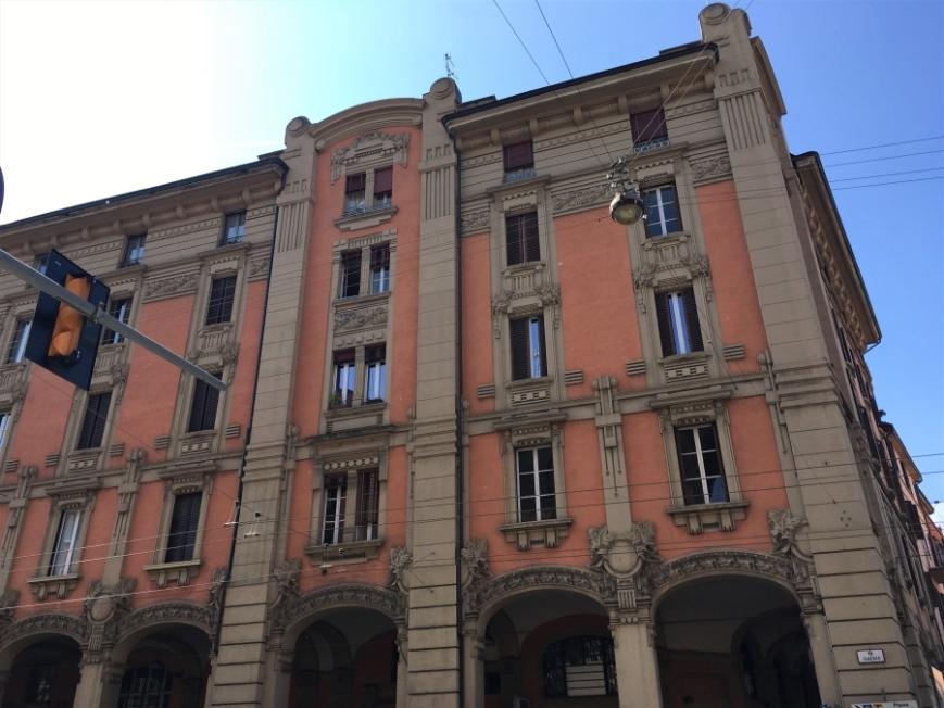 italian architectural styles bologna art deco