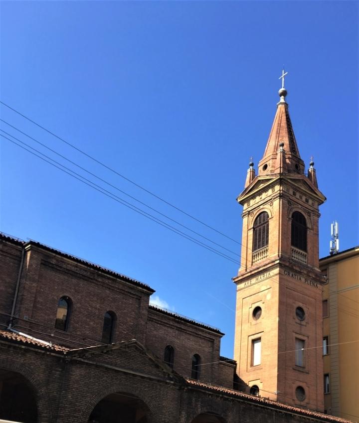 italian architectural styles bologna mission venetian