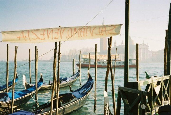 venetian gondolas venice