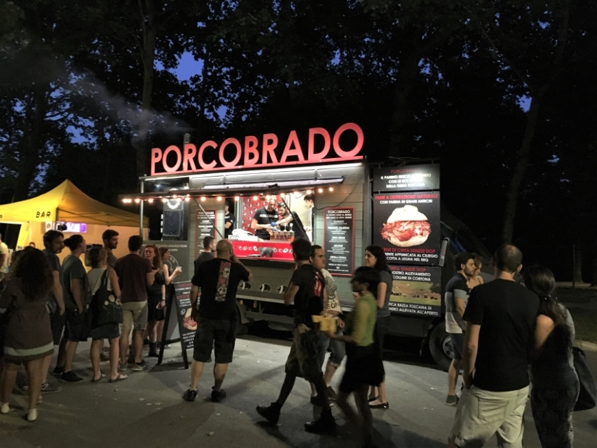 porcobrado bologn street food festival