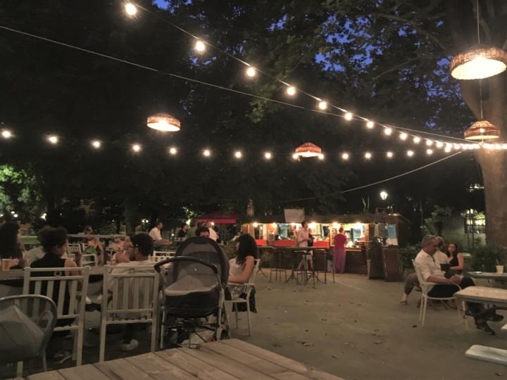 bologna street food festival sapori in movimento clandestino beer garden