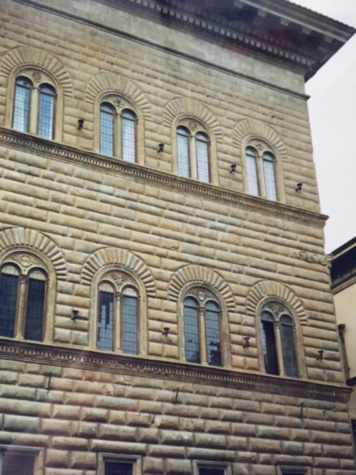 Palazzo Strozzi Florence Firenze renaissance architecture