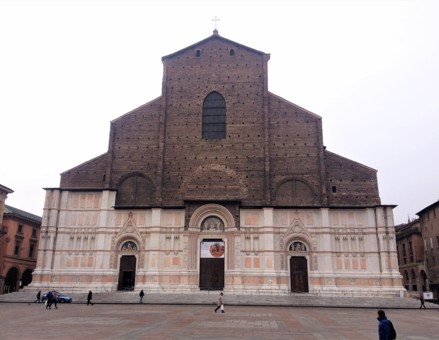 basilica san petronio bologna patron saint architecture