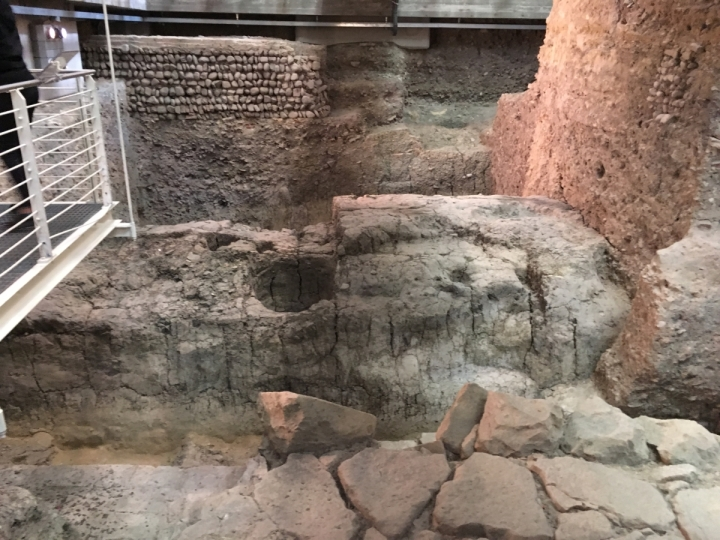 Bologna archaeological excavations salaborsa ruins bononia bologna things to do in bologna