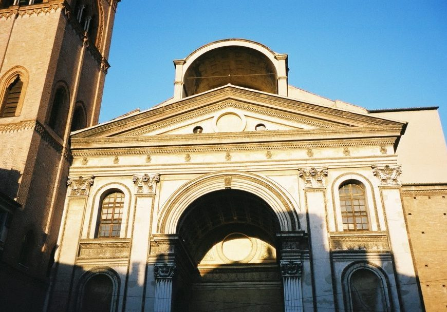 #DolceVitaBloggers alberti mantova church architecture