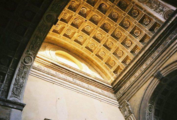 Basilica di sant'andrea mantova alberti architecture