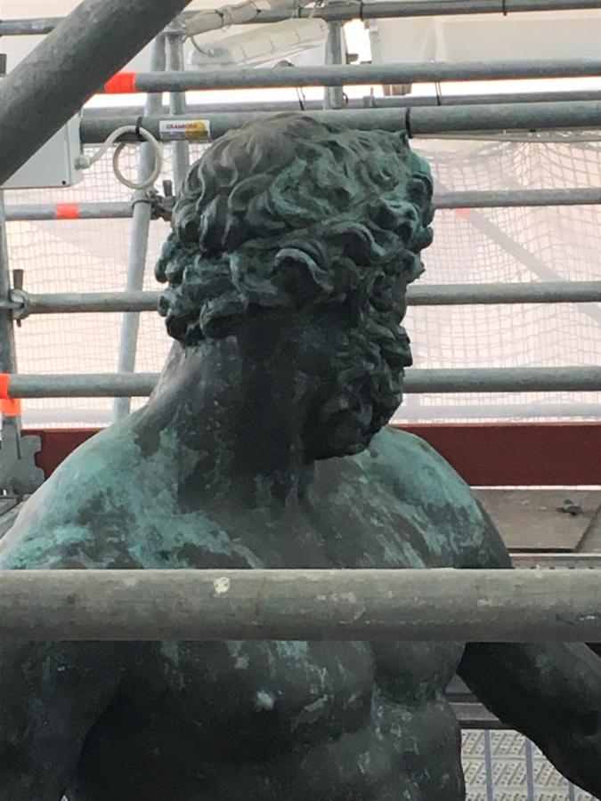 neptune fountain nettuno bologna