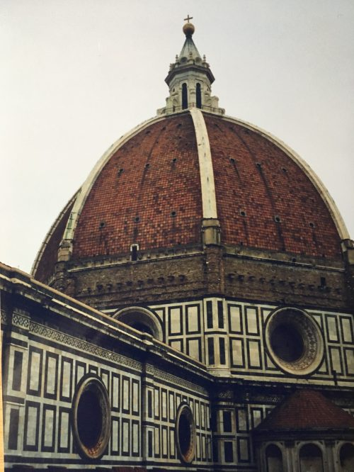 Florence Firenze #DolceVitaBloggers favorite italian city architecture