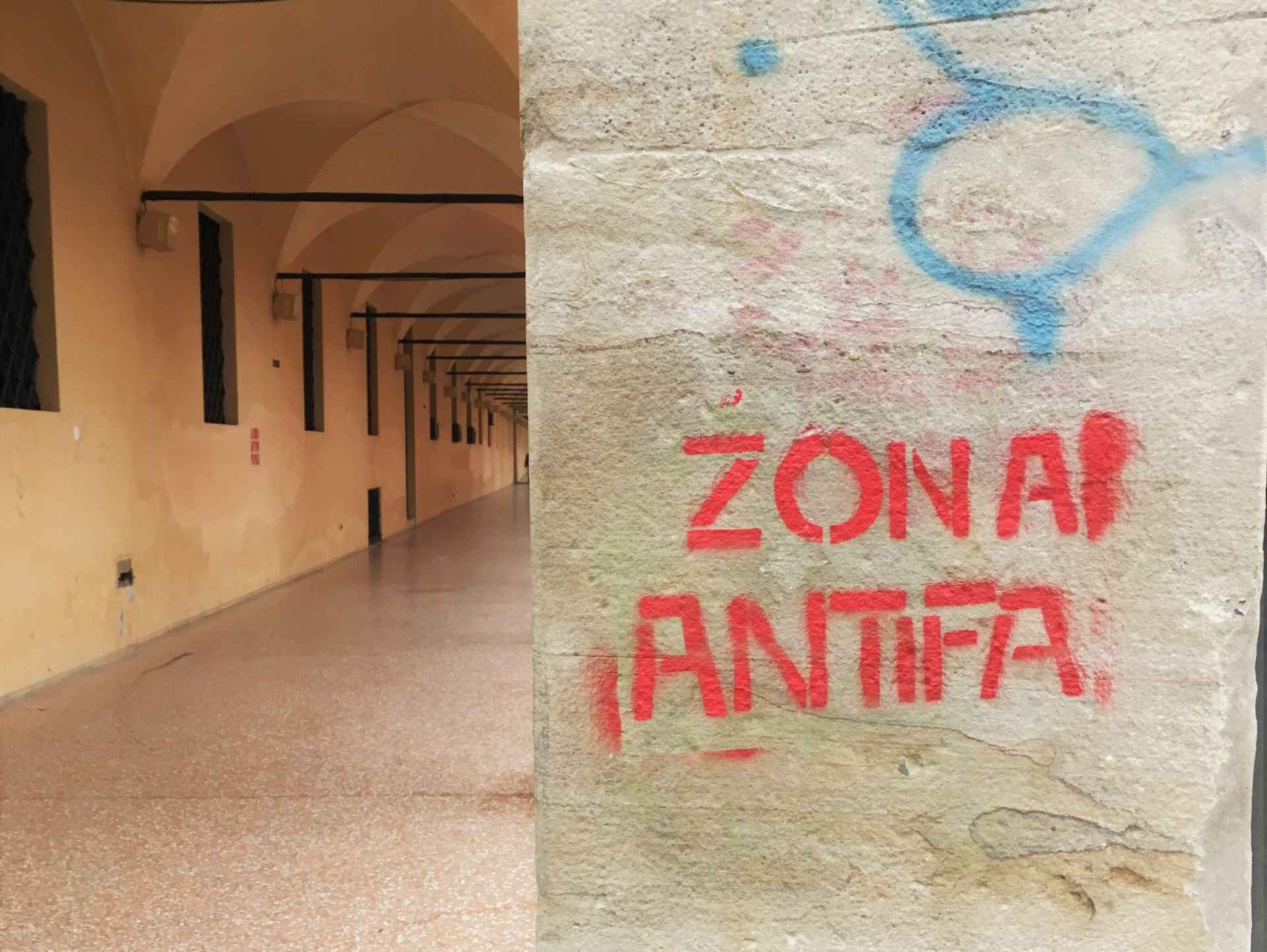 antifa zone bologna zona antifa italian election