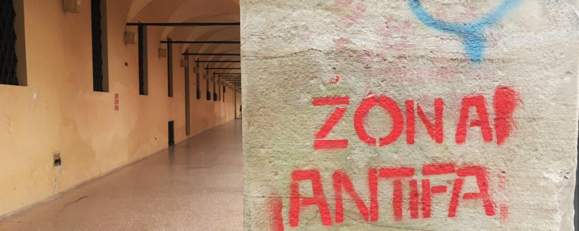 antifa zone bologna zona antifa italian election
