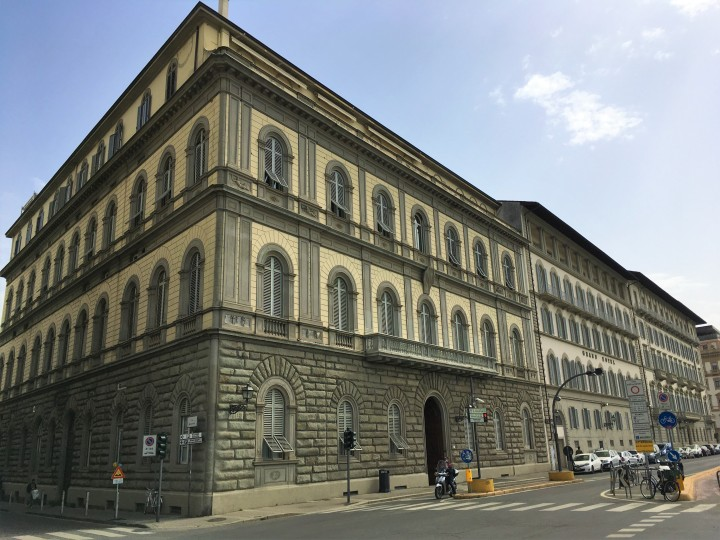 florence italy architecture firenze rustication